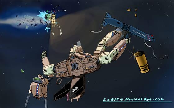 ROBOTECH: Valkyrie Recovery