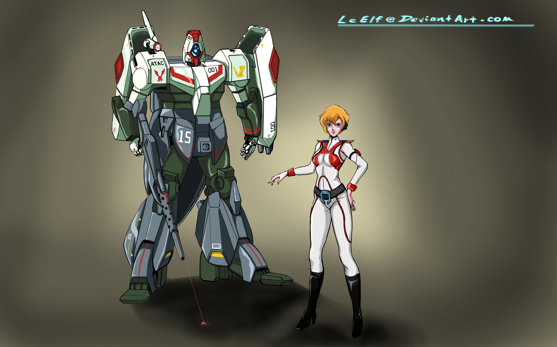 ROBOTECH: Spartan 001
