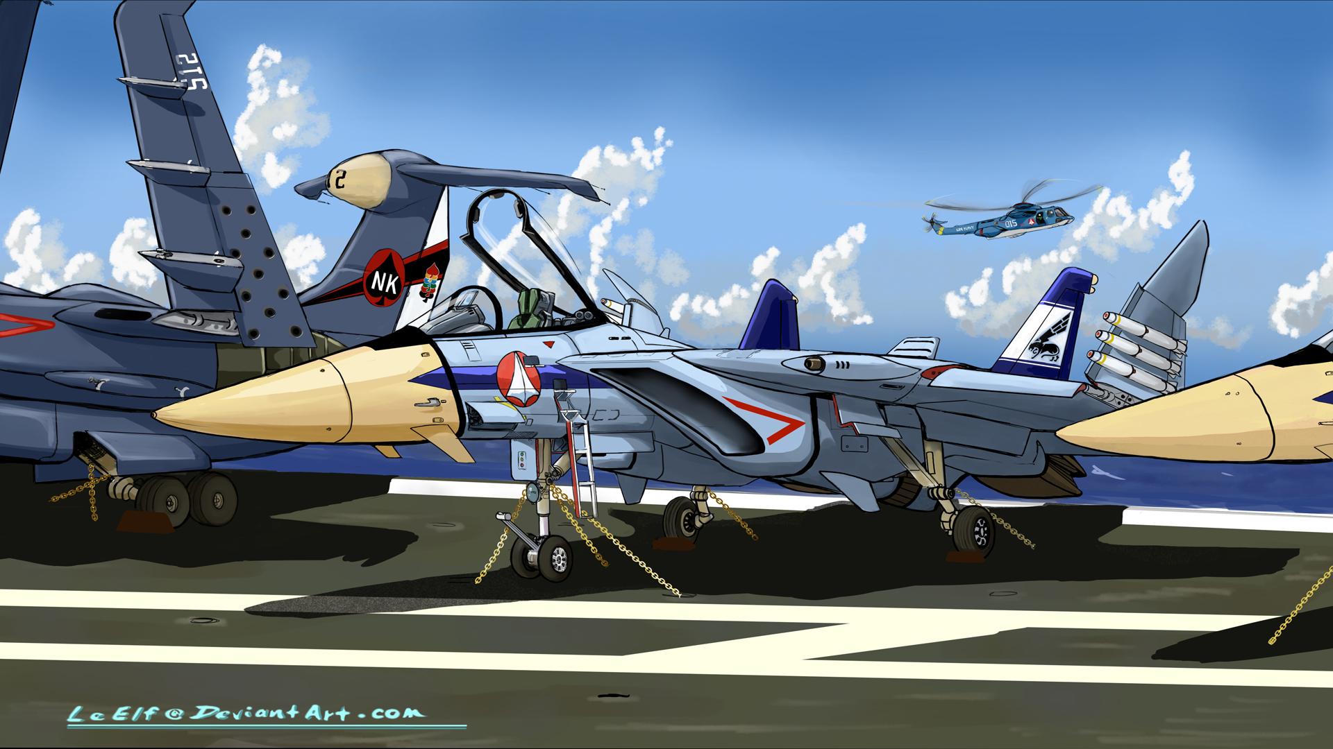 F-203E Sea Dragon
