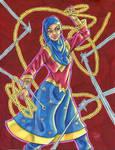 Wonderful Women 1: Muslim Wonder Woman