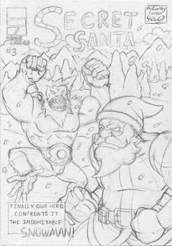 Secret Santa Vs The Indomitable Snowman