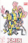 Wolvie and the Girls