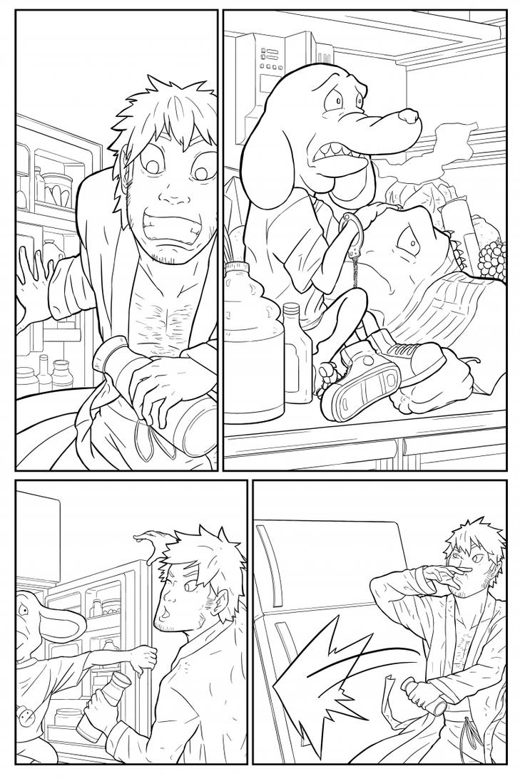 Help Wanted #1 Page 2 by ibroussardart