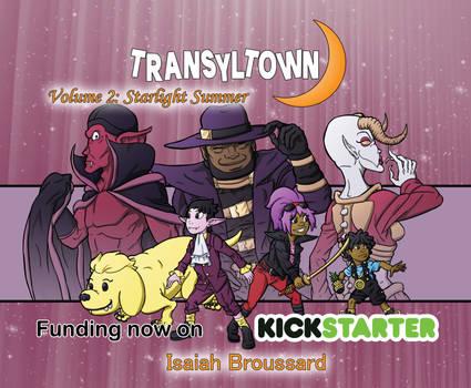 Transyltown Volume 2 Cover