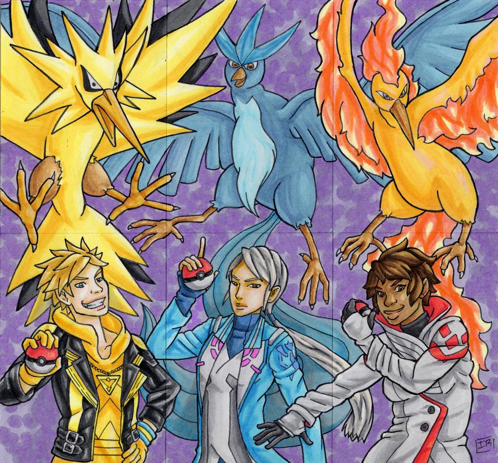 Pokemon Go! Puzzle Cards