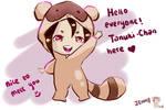 Tanuki-chan ( Chibi )