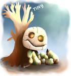 Tiny Fanart [Dota 2]