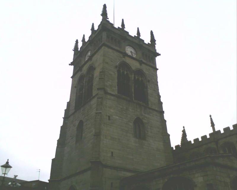 Wigan Parish Church by ~Chriss---Pp on deviantART