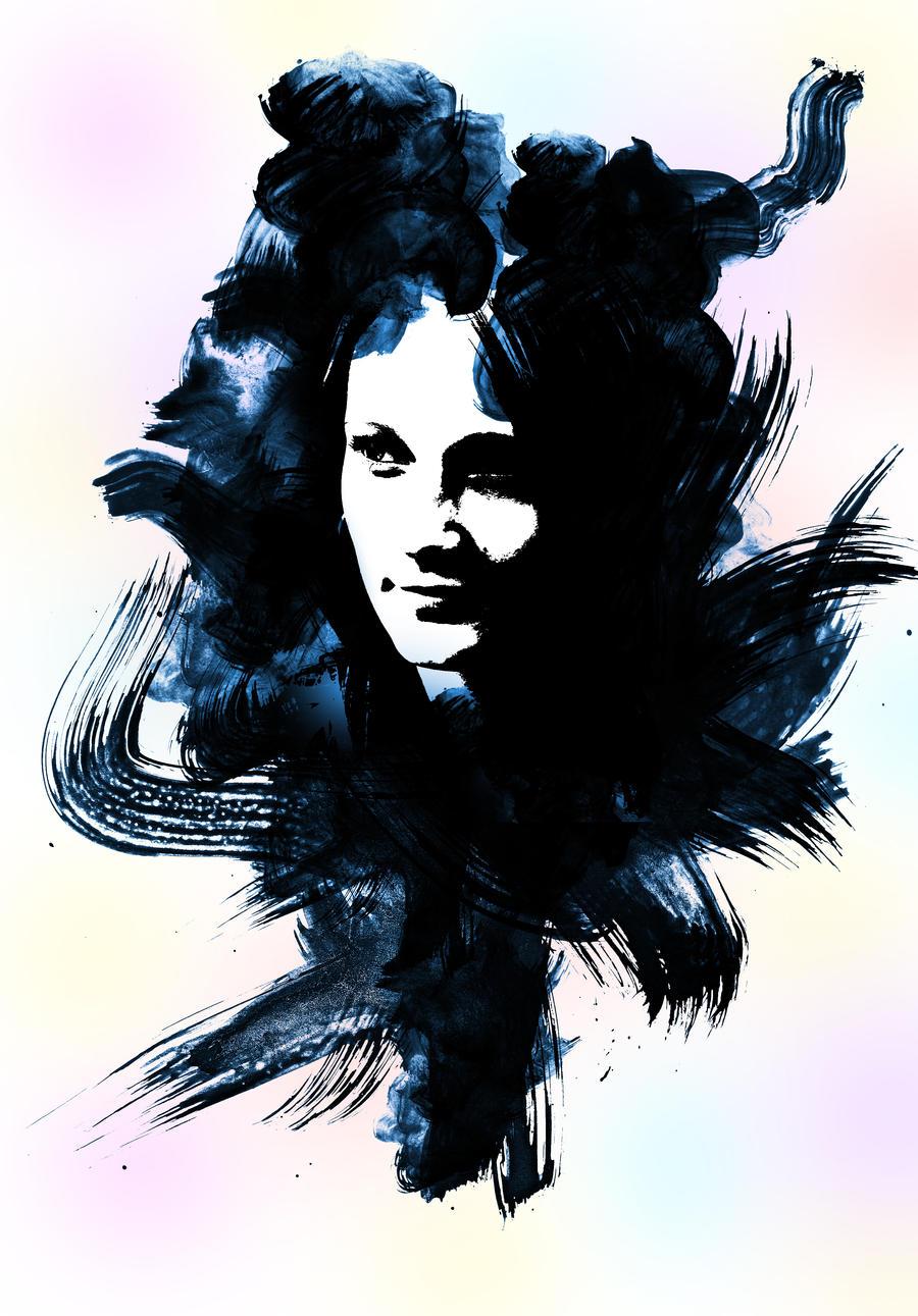 Watercolor by Yurik86