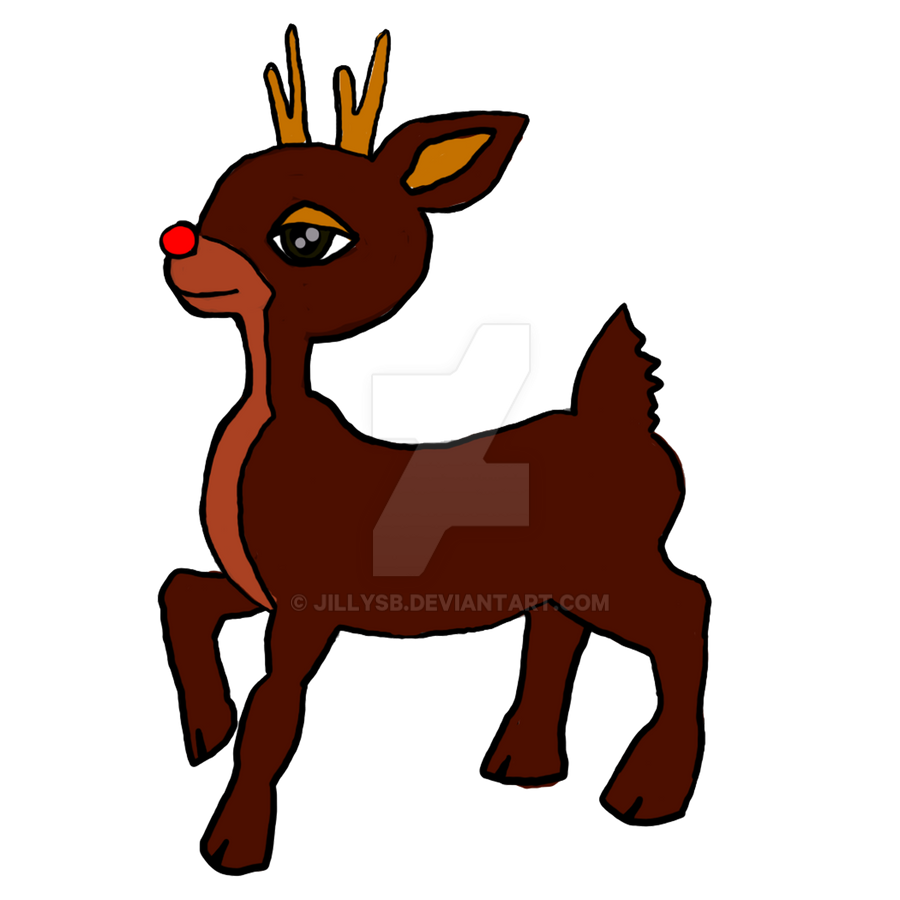 Rudolf by JillySB
