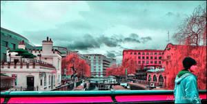 Camden Lock by JillySB