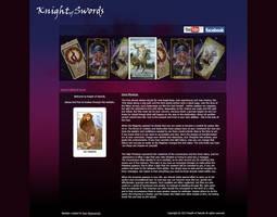 Tarot web template by JillySB