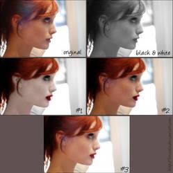 Alison Sudol Colorization by Fonsalis