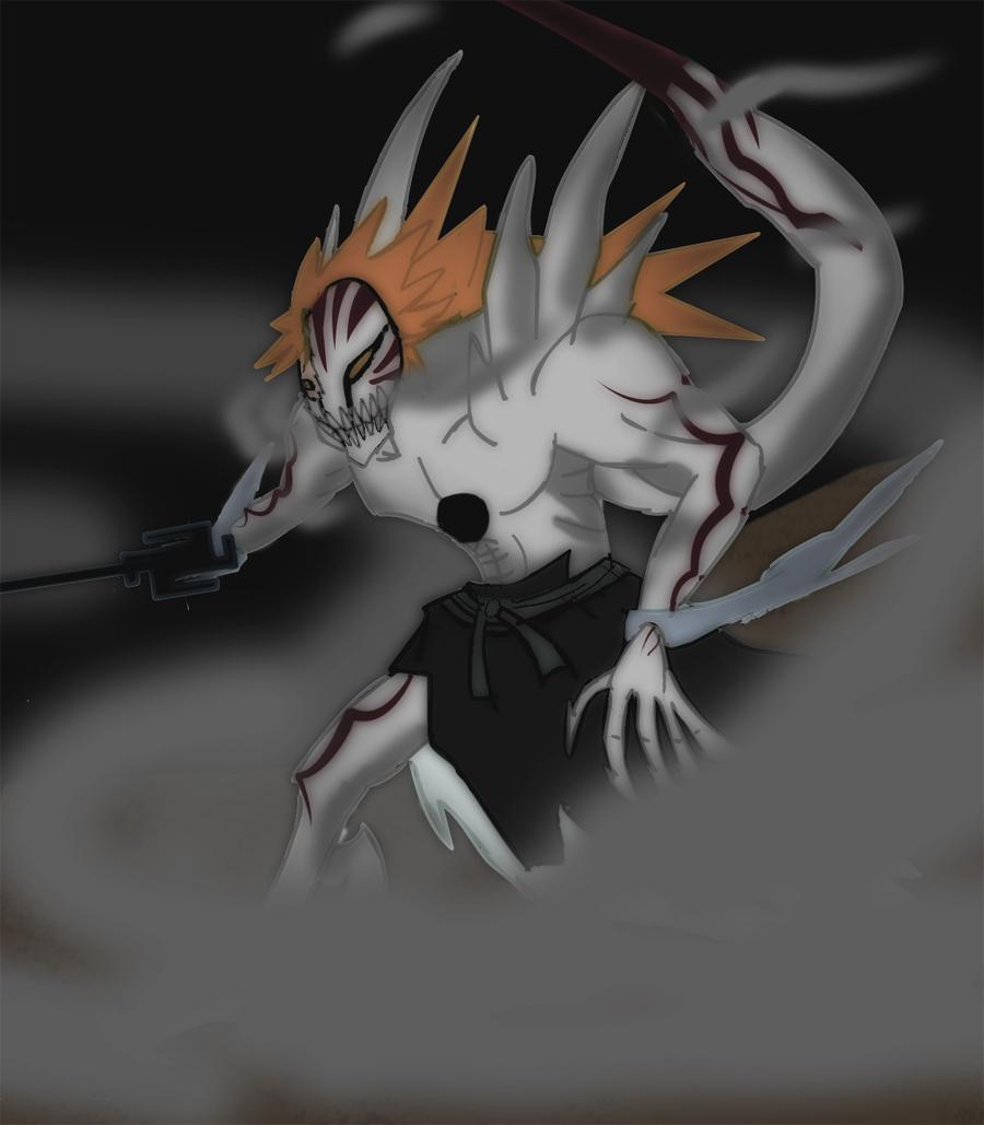 Hollow Ichigo By Deja-V On DeviantArt