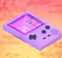 Game Boy aesthetic