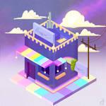 Lineless Building