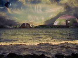 Another Earth by CorneliaMladenova