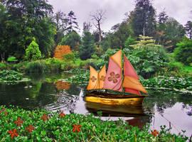 Magic Garden by CorneliaMladenova