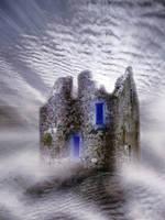 Ghost Castle by CorneliaMladenova