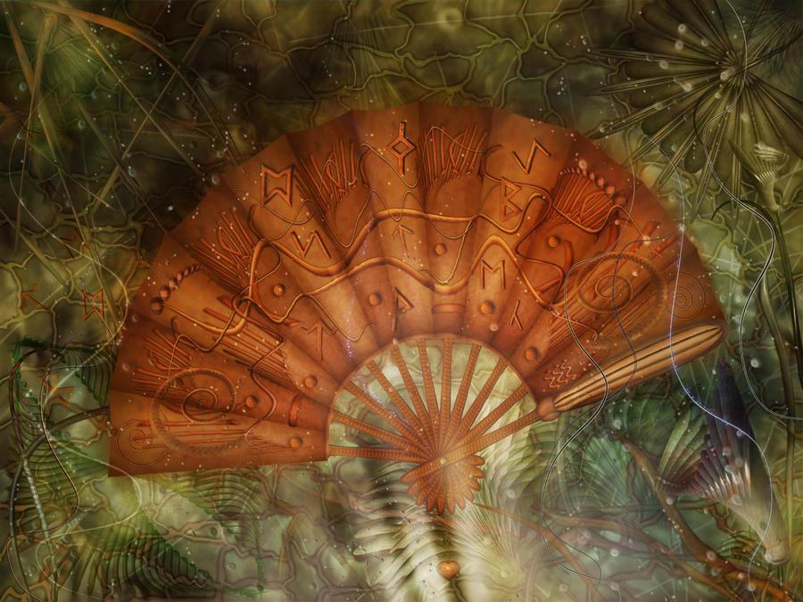 Magic Fan by CorneliaMladenova