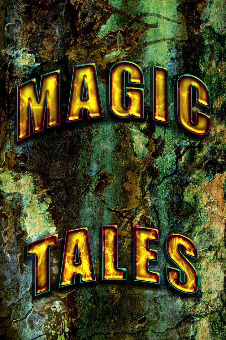 The Making of Magic Tales Poster by CorneliaMladenova