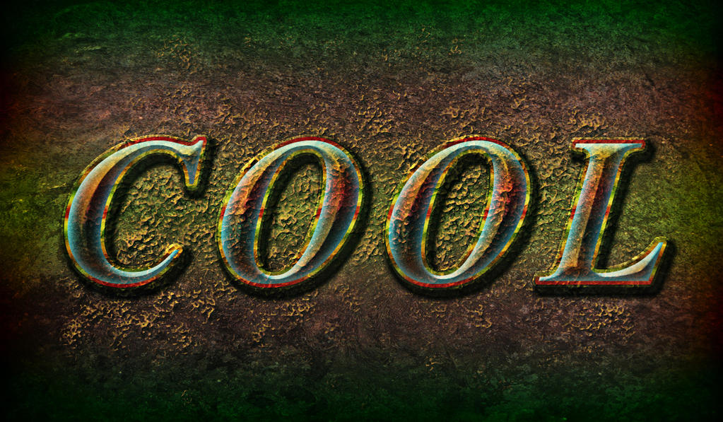 Cool Translucent Text on Grunge Style Background by CorneliaMladenova