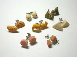 Miniture Food by quaint-dame