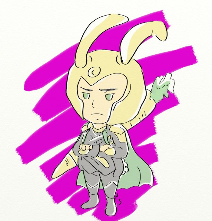 Loki by NamiSakata
