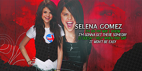 Tell Me Something Selena Gomez by mikeygraphics