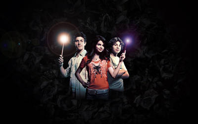Wizards Of Waverly Place WP