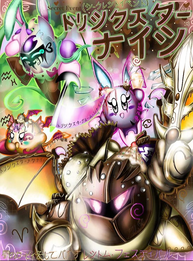 Trickster Knights by XBloodMoonKnightX