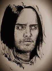 Jared Leto by o0gie