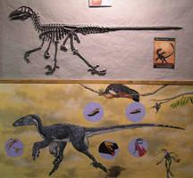 Deinonychus by dewlap