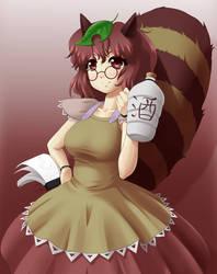 Mamizou by Mazume