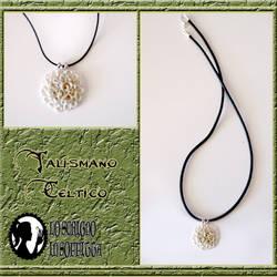 Celtic talisman by Tamiyo-Cosplay