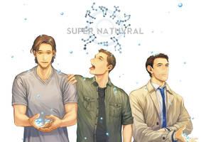 Supernatural by yamyo