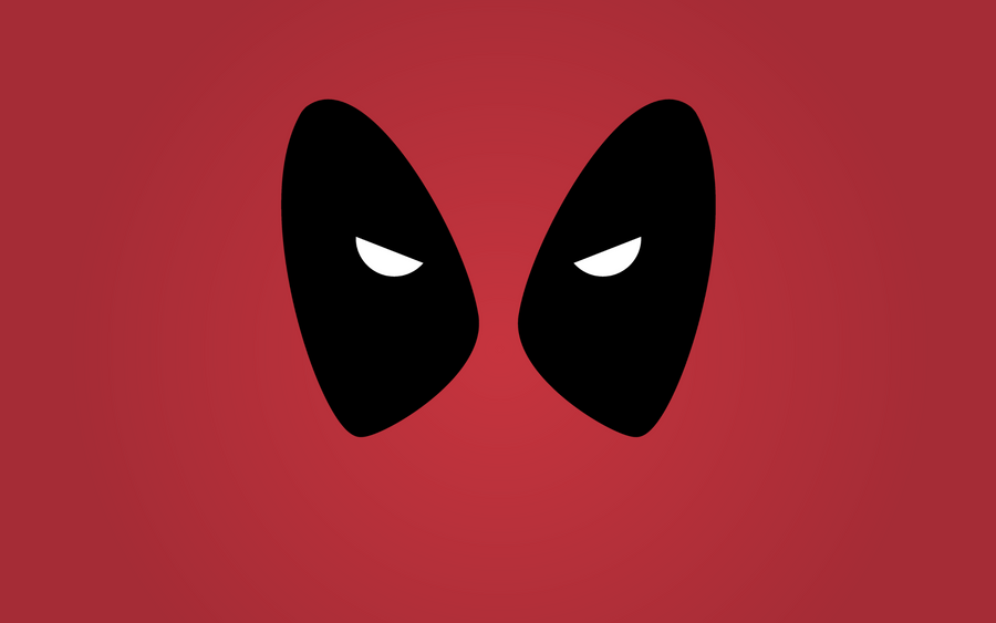 Minimalist Deadpool Wallpaper by irocandrew on DeviantArt