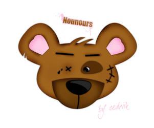 Nounours by cedriik