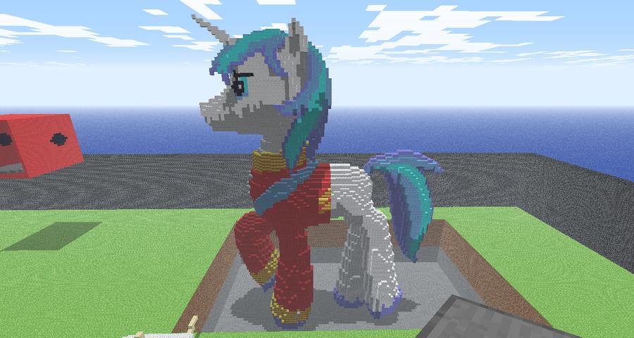 Pony Minecraft Free