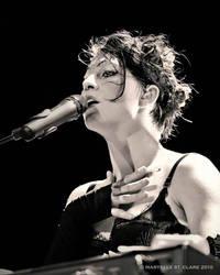 Amanda Palmer by meowhouse