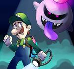 Luigi's Mansion [Color]
