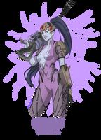 Overwatch - Widowmaker by Mebashi