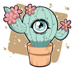 Cactus Eye