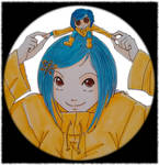 Coraline and Little Coraline