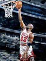 Michael Jordan by Y-LIME