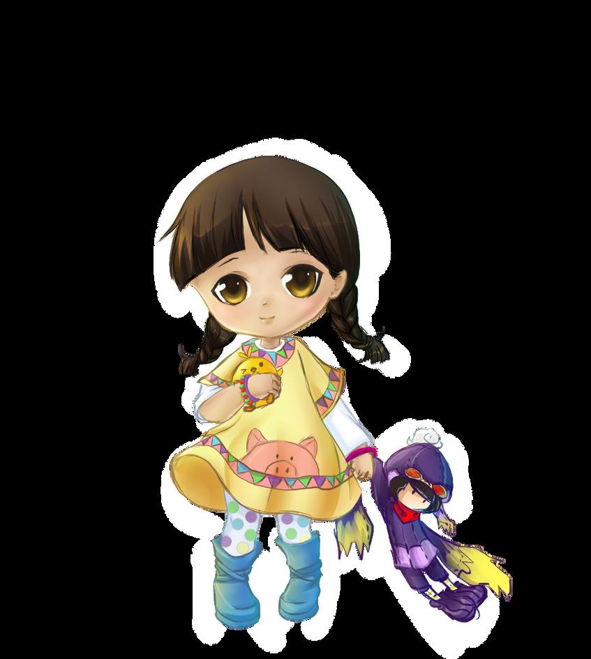 Sara by taishi-umi