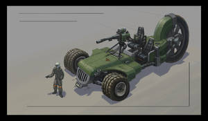 light guard vehicle by janis21111