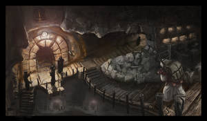 cave town by janis21111