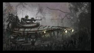 swamp walker by janis21111
