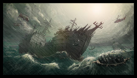 boat trouble